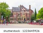 amsterdam  netherlands   june... | Shutterstock . vector #1223645926