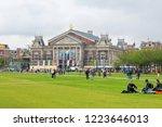 amsterdam  netherlands   june... | Shutterstock . vector #1223646013