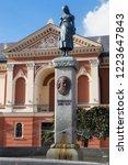 klaipeda  lithuania   september ... | Shutterstock . vector #1223647843