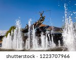 sandefjord  norway   july 21 ... | Shutterstock . vector #1223707966