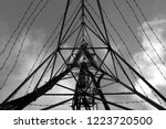 A Pylon Seen From Directly...