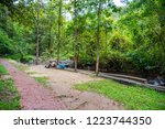 mae hong son   thailand  ... | Shutterstock . vector #1223744350