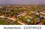 aerial view of munich city. | Shutterstock . vector #1223749123