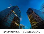 munich  germany  bavaria tower  ... | Shutterstock . vector #1223870149