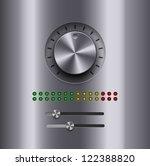 ui kit elements  amplifier...
