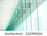 modern architecture of large... | Shutterstock . vector #122390026