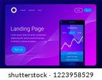 financial analytics mobile app...