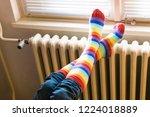 heavy duty radiator   central...   Shutterstock . vector #1224018889