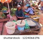 roluos  cambodia. november 3 ... | Shutterstock . vector #1224066196