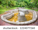 image of water pond at pong nam ... | Shutterstock . vector #1224077260