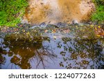 image of water pond at pong nam ... | Shutterstock . vector #1224077263