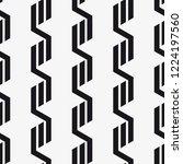 vector seamless pattern.... | Shutterstock .eps vector #1224197560