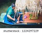 phetchaburi  thailand  ... | Shutterstock . vector #1224297229