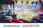 phetchaburi  thailand  ... | Shutterstock . vector #1224297259