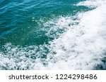 sounds of the water and roaring ... | Shutterstock . vector #1224298486
