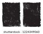 vector dirty background.grunge... | Shutterstock .eps vector #1224349060