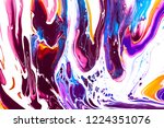 abstract background with... | Shutterstock . vector #1224351076