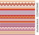 texture knitted. winter... | Shutterstock .eps vector #1224403660