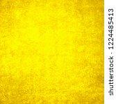 yellow grunge background | Shutterstock . vector #1224485413
