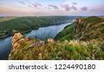 picturesque canyon of the... | Shutterstock . vector #1224490180