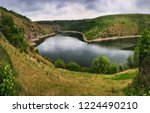 picturesque canyon of the... | Shutterstock . vector #1224490210