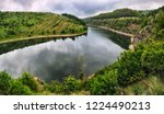 picturesque canyon of the... | Shutterstock . vector #1224490213