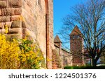 picture of the medieval roman... | Shutterstock . vector #1224501376