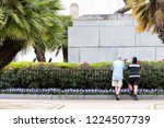 new orleans  usa   april 22 ... | Shutterstock . vector #1224507739