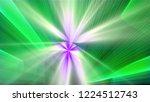 bright different random lights  ... | Shutterstock . vector #1224512743