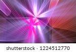 bright different random lights  ... | Shutterstock . vector #1224512770