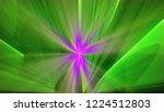 bright different random lights  ... | Shutterstock . vector #1224512803