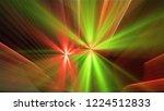 bright different random lights  ... | Shutterstock . vector #1224512833
