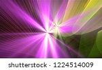 bright different random lights  ... | Shutterstock . vector #1224514009