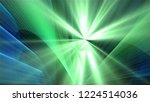 bright different random lights  ... | Shutterstock . vector #1224514036
