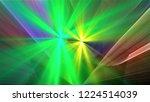 bright different random lights  ... | Shutterstock . vector #1224514039