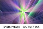 bright different random lights  ... | Shutterstock . vector #1224514156