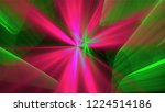 bright different random lights  ... | Shutterstock . vector #1224514186