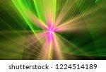 bright different random lights  ... | Shutterstock . vector #1224514189