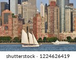 new york city  usa   aug. 28 ... | Shutterstock . vector #1224626419