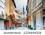 aachen  germany   november 19 ... | Shutterstock . vector #1224644326