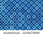 abstract modern background with ... | Shutterstock . vector #1224673009