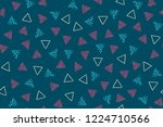 abstract backgrounds with hand... | Shutterstock .eps vector #1224710566