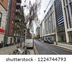 5th november 2018 dublin.  side ... | Shutterstock . vector #1224744793