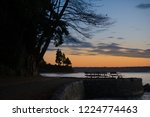 stanley park seawall path in ...   Shutterstock . vector #1224774463