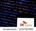 kiev  ukraine   november 6 ... | Shutterstock . vector #1224782980