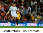 gabriel of valencia during the... | Shutterstock . vector #1224796036