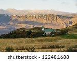 the church | Shutterstock . vector #122481688