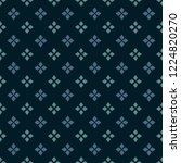 vector geometric seamless... | Shutterstock .eps vector #1224820270