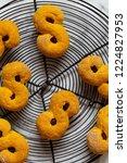 swedish christmas. gluten free...   Shutterstock . vector #1224827953
