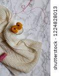 swedish christmas. gluten free...   Shutterstock . vector #1224828013